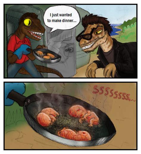 Species swap: The Lost World Jurassic Park by killb94 on