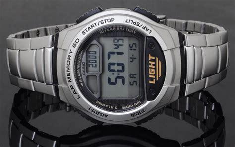 Casio Original W 734d 1av jual casio w 734d 1av baru jam tangan terbaru murah
