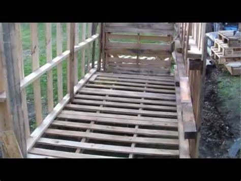 Garage Storage With Pallets How To Build Free Or Cheap Shed From Pallets Diy Garage