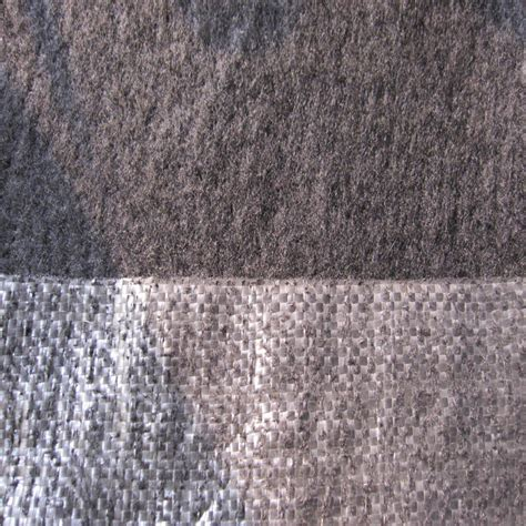 Landscape Ground Fabric Ground Cover Made By Polyester And Woven Fabric