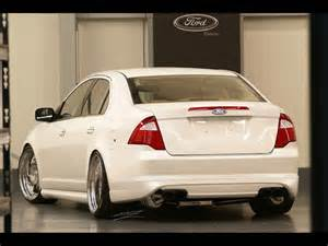 Stanced Ford Fusion Ford Fusion 2010 By Murillodesign On Deviantart