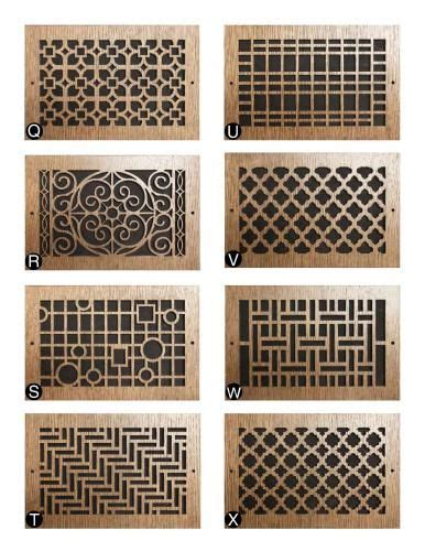 decorative return air grille air return cover decorative return air grill covers