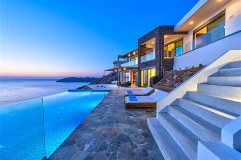 home design gallery chania luxury villa rentals spending your holidays ιn crete