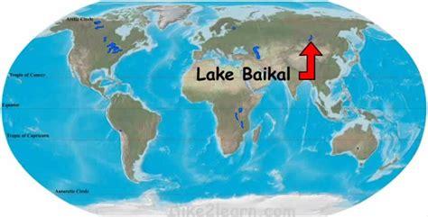 world map lake baikal lake baikal