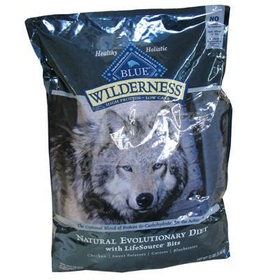 high protein puppy food blue wilderness 11 lb high protein low carb food for dogs food at arcata pet