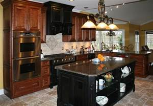 Dark Cherry Kitchen Cabinets Dark Cherry Kitchen Cabinets Design Decor Idea