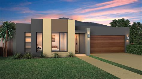 Single Level Home Designs Fa 231 Ade Inspiration Choosing The Perfect Exterior