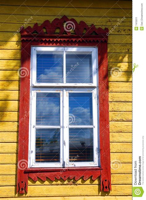 country style windows country style window stock image image 7415011