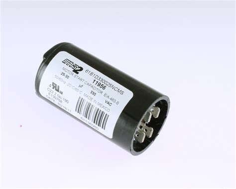 capacitor start motor applications 61b1d330025ncms mars capacitor 25uf 330v application motor start 2020063534