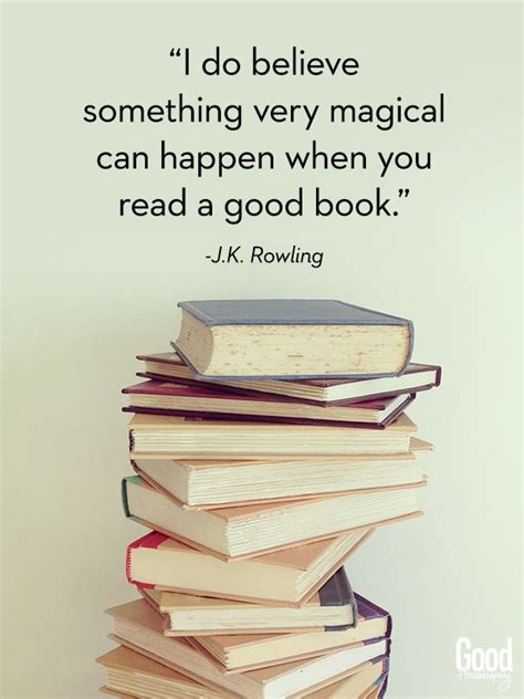 to believe books i do believe something magical can happen when you