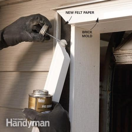 installing garage door trim vinyl garage door trim and what you need to home