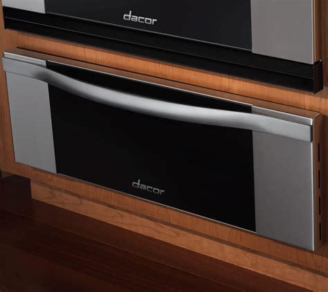 dacor warming drawer dacor rwdv30b 30 inch warming drawer with 1 7 cu ft