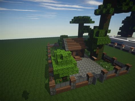 starter house starter house with garden minecraft project