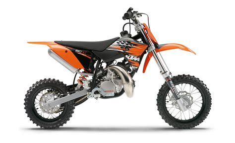 motocross bike models 2010 ktm 50sx