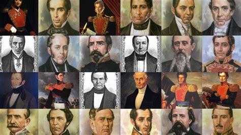 lista los presidentes de mexico presidentes de m 233 xico constituci 243 n de 1824 nosotros diario