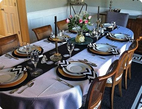 table set up dining table dining table set up pictures