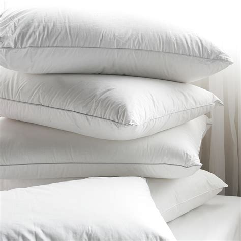 Feather Pillow by Goose Pillows