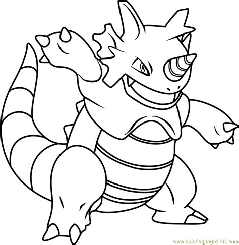 pokemon coloring pages heracross heacross and bulbasaur coloring page pokemon coloring