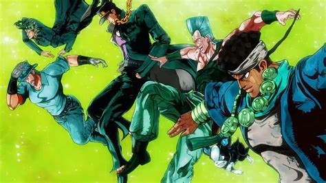 jojos bizarre adv stardust final thoughts jojo s bizarre adventure stardust crusaders the glorio blog