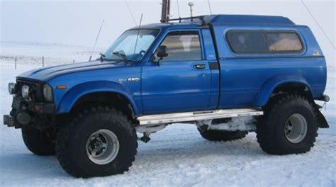 80s Toyota Truck 187 4x4 Snow And Hofsj 246 Kull Langj 246 Kull