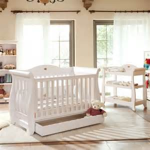 Boori Sleigh Cot Bed Boori Sleigh Royale Cot Bed Baby Furniture Perth