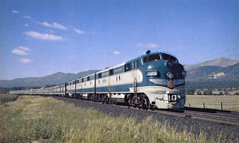 Rd Pacific 7 8 Speed 3rd rail emd e8 e9 announced o railroading on line