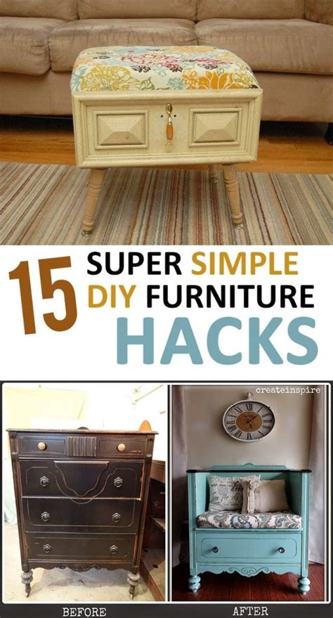 diy furniture hacks 1000 images about d i y projects on pinterest outdoor