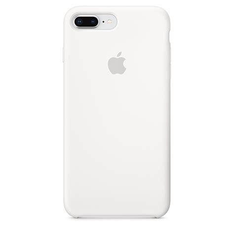 iphone     silicone case white apple
