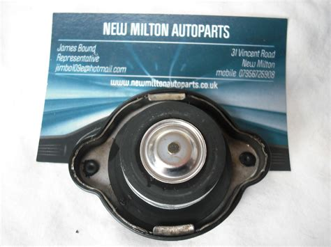 honda radiator honda civic mk7 1 6 water coolant radiator cap