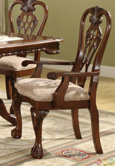 Traditional Dining Table And Chairs Brussels Traditional Dining Room Table And Chairs 7 Set