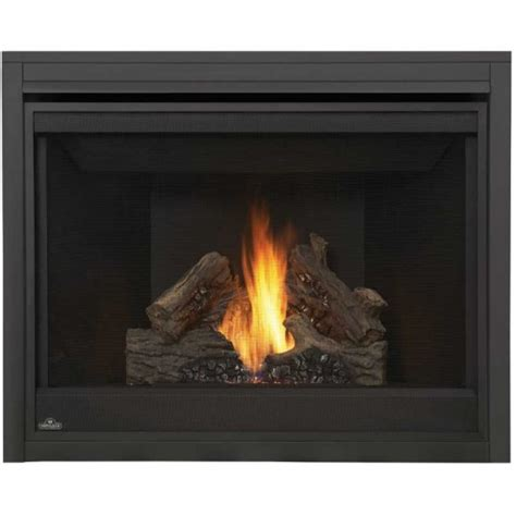 gas fireplace flue requirements napoleon ascent 42 direct vent gas fireplace
