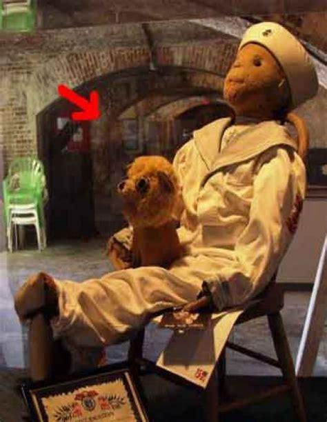 haunted doll robert robert the doll on creepy dolls