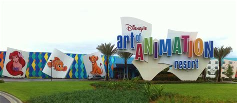 review disney s art of animation resort introduction to the value resorts at walt disney world