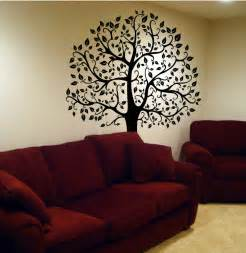 mural stickers for walls decals by digiflare wall decal tree branch birds leaves