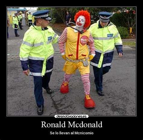 Ronald Mcdonald Phone Meme - mc hammer arrest memes