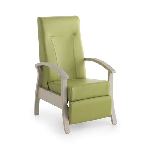 stable and relaxing chair reclining for elderly