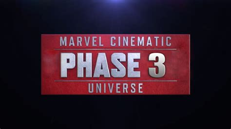 film marvel phase 3 marvel studios announces five new movie release dates