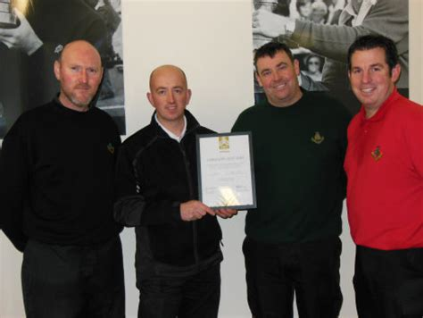 golf business news carnoustie golf links earns coveted