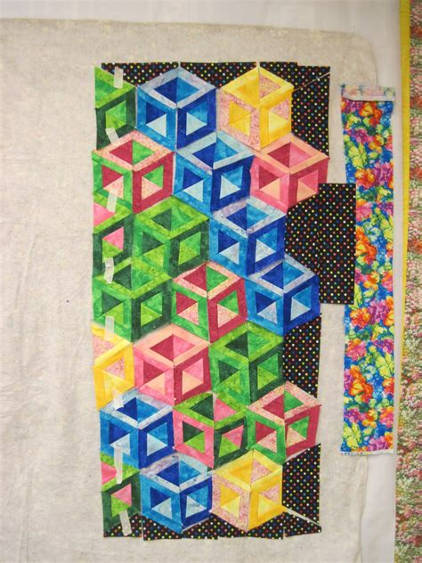how to jeanie mae sew in jean s quilting page cubes oh yea