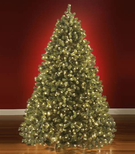 the world s best prelit douglas fir led