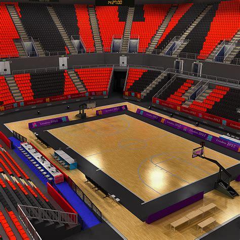 basketball arena 3d model basketball arena