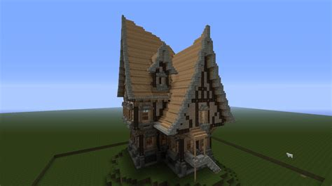 Small Houses Projects Detailed Houses Minecraft Project