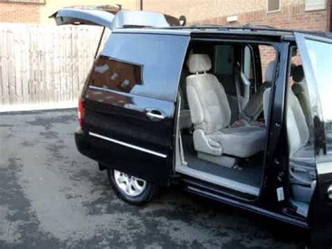 Used Kia Sedona Ls Crdi Diesel With Tv Dvd This Is
