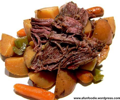 pot roast recipe dishmaps