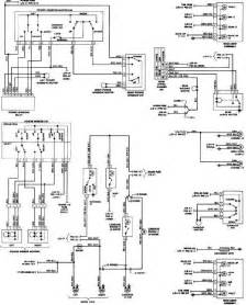 Toyota Wiring Diagrams Toyota Power Window Switch Wiring Diagram Power Toyota