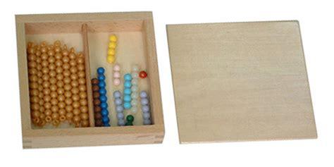 wooden bead box bead box connected beech wood box