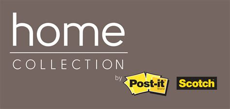 introducing the home collection by post it brand and