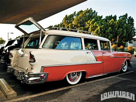 529 Chevy Nomad 75 best images about something about a wagon on