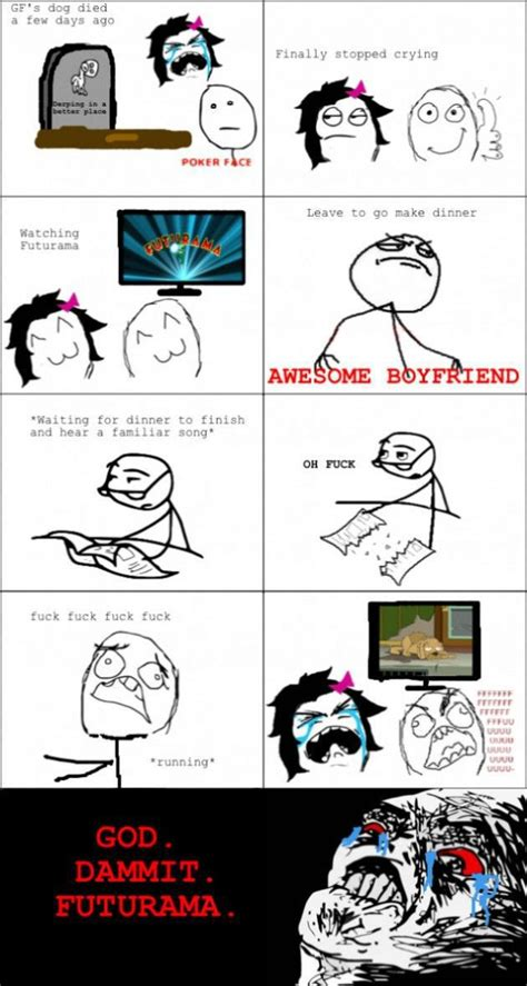 girlfriend rage comic stories  pics izismilecom