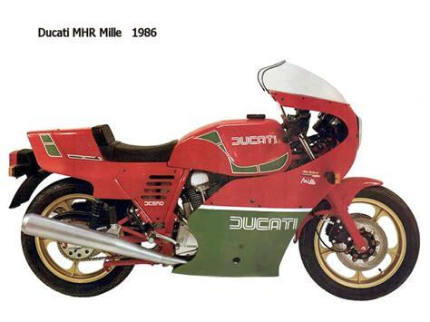 ducati motosiklet tarihi ve motosiklet modelleri